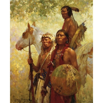 Protectors of the Cheyenne People
