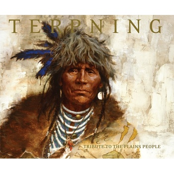 Tribute to the Plains People- hardcover book